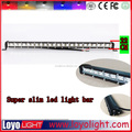New arrival ! super thin led light bar slimest , thin off road led light bar for ATV SUV