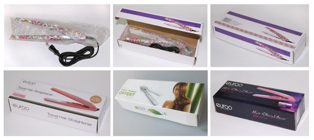 New color Mini Electric Flat Iron