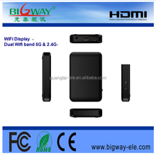 dual band 5g wifi ezcast cast to tv 2.4g