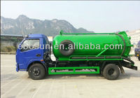 sewage cleaning truck/sewage sucker 5000Liters