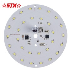 2017 energy saving SMD light board 9w LED bulb parts