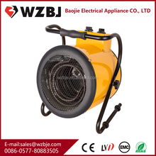 High efficiency Industrial Fuel oil Electric Fan Heater for greenhouse