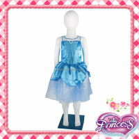 FD-1647T Little fancy western party wear dresses fancy fairy dress in happy dream