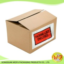 Self-adhesive Ups Packing Slip/invoice/ Documents Enclosed Envelope