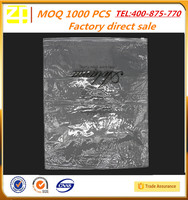 pvc waterproof garment package zip lock bag