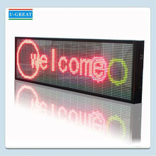 Advertising project P16 full color outdoor mobile led boards