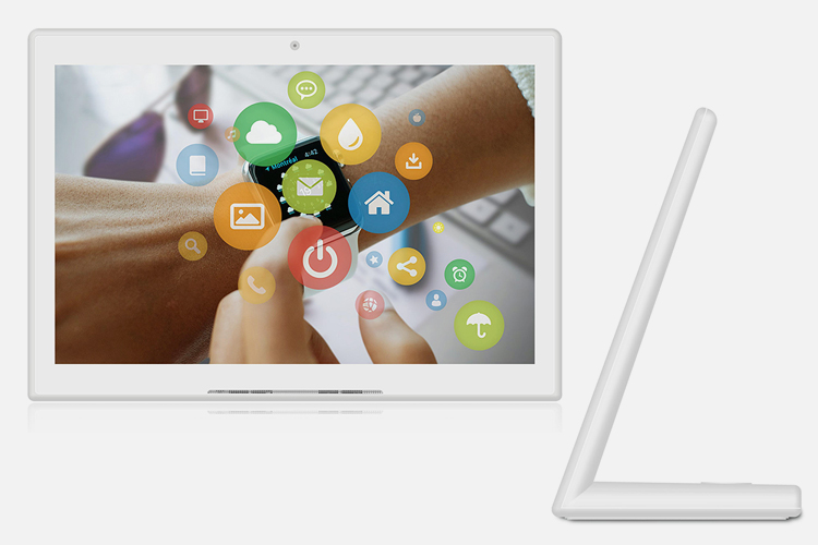 5 Point capacitive touch tablet pc 10 inch with front camera