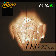Best selling 5v 10m diwali christmas decorations items Copper Wire String Light