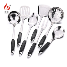Kitchen accessories stainless steel 201 kitchen cooking utensil set