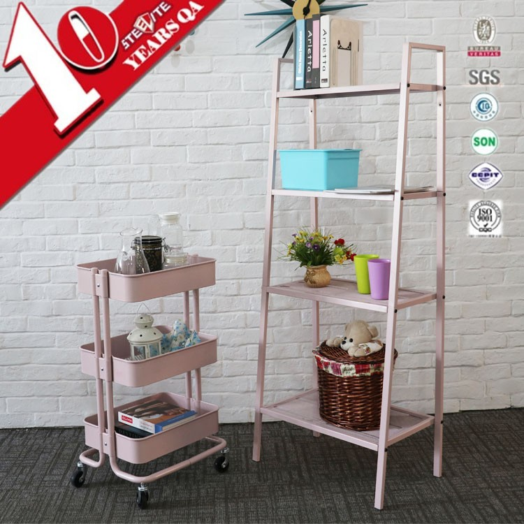 Eco-Friendly home appliance display rack / metal steel home wall shelf furniture from china