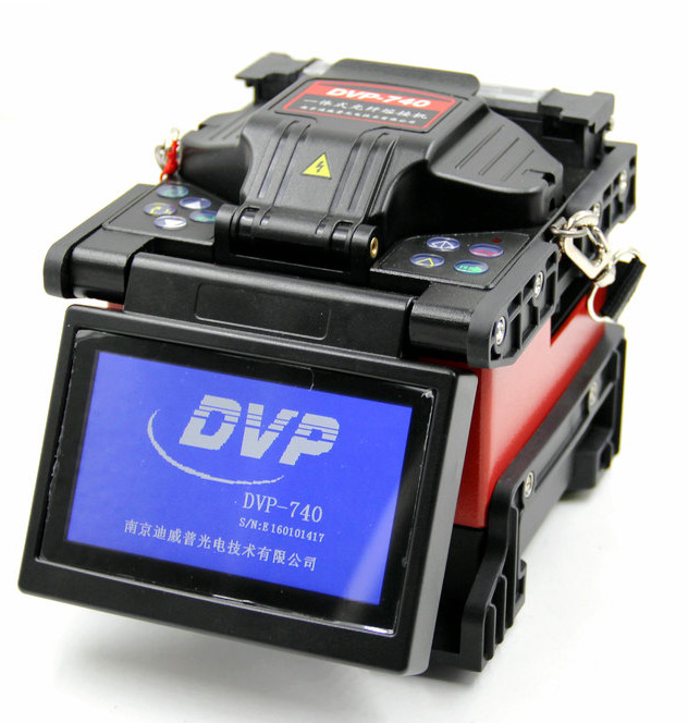 Hot selling China Make DVP740 Mini Single Fiber FTTx Fusion Splicer cheap price