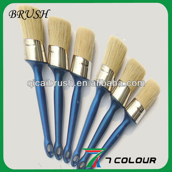 Round head paint brush,exterior paint brush