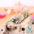 Stainless steel zircon button navel belly jewelry women belly ring wholesale