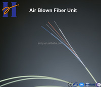 2 core Fiber unit air blown fiber cable fibre cable de fibra optica good quality