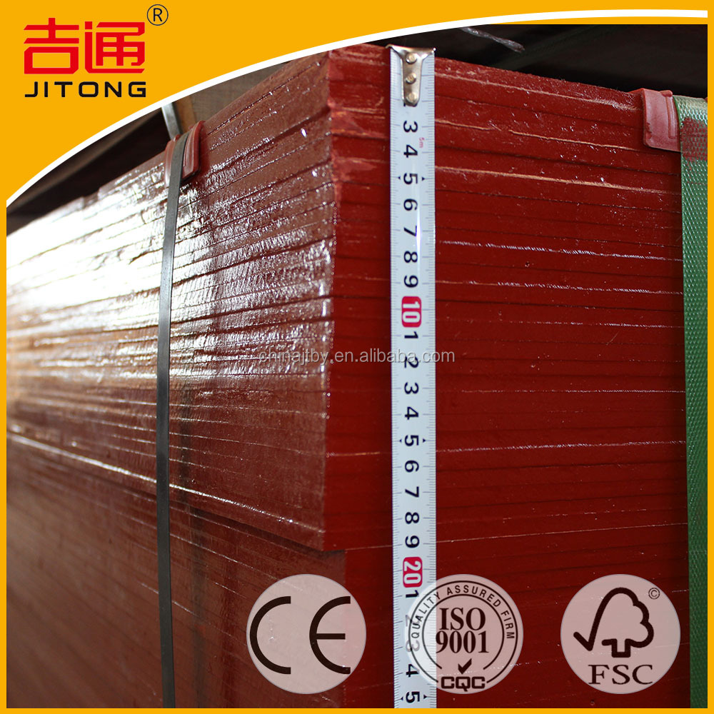 Arrow Ply Phenolic Plywood, Construction Film Faced Plywood
