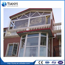 Unique Design Good Quality Aluminum Silding Window With Fly Screen