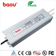 Baou waterproof led driver 24v ip66 200w