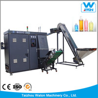 QCS-C-3000 High Efficiency Small Automatic Extrusion Blow Molding Machine