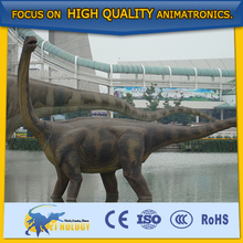 Animatronic Brontosaurus Long Neck Electronic Dinosaur for Water Park by Cetnology