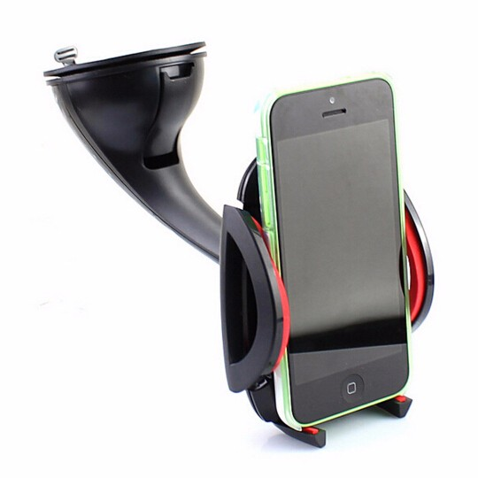 Popular car mount holder plastic high quality dashboard adhesive mobile phone car holder