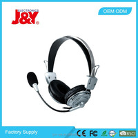 JY-M9948 HI-FI DELUXE STEREO HEADPHONE WITH MICROPHONE