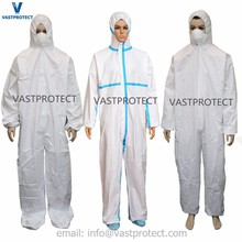 Disposable protective 3M Safety Coverall 4530/4500