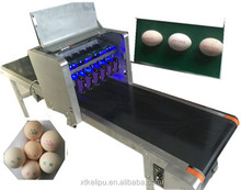 ce approve food grade egg date printing machine/automatic egg inkjet printer