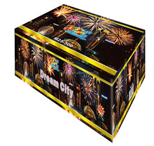 "1.0"" 300 Shots Mutilcolor consumer cake fireworks"