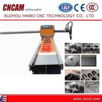 Professional Steel Plasma Cutting Machine With Ce Approval