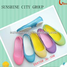 COLORFUL JELLY SHOES TPU SANDALS