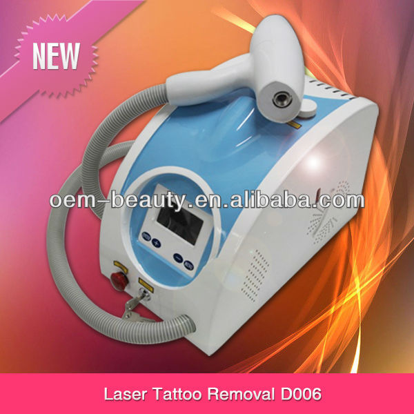 clinique wholesale nd yag laser eye line eyebrow lip line tattoo removal machine D006