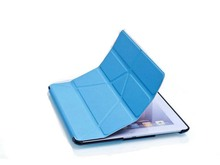 Magnetic Leather Case for ipad 4 3 2 Smart Cover Smartcover for iPad 4