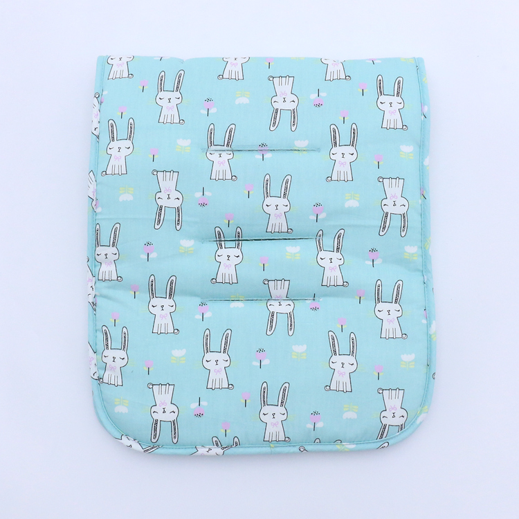 New coming high quality thickness baby stroller cushion pad with <strong>holes</strong>