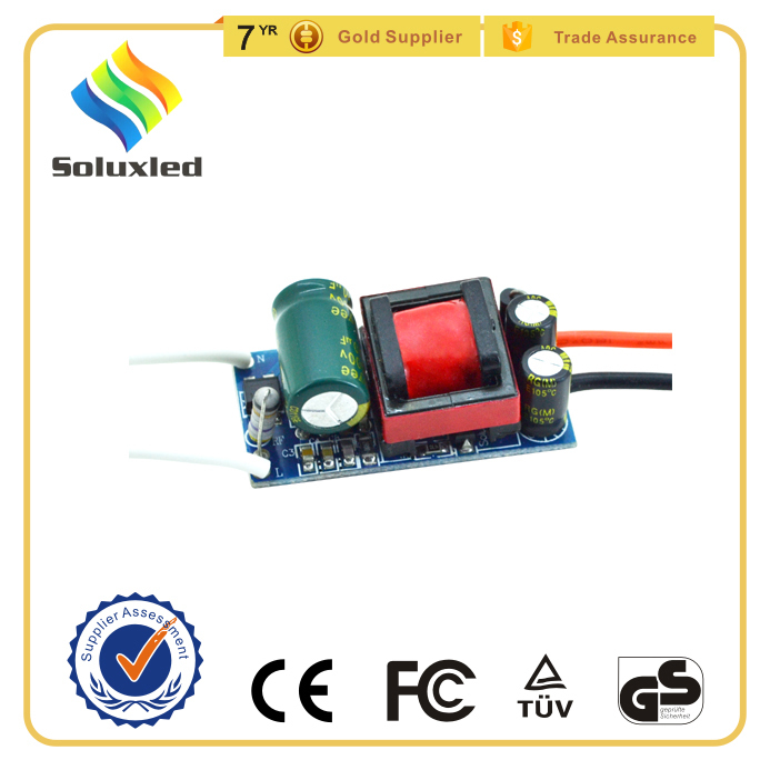 Led Bulb Driver With open frame 8-12*1W