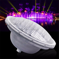price lowest new design high lumens par 56 pool bulb ip68 colour change energy efficient underwater led battery lights
