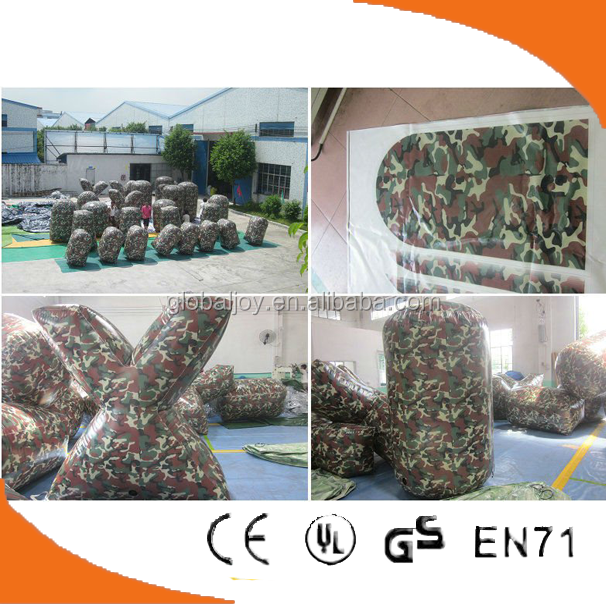 inflatable paintball bunkers,wholesale paintball equipment,paintball marker china