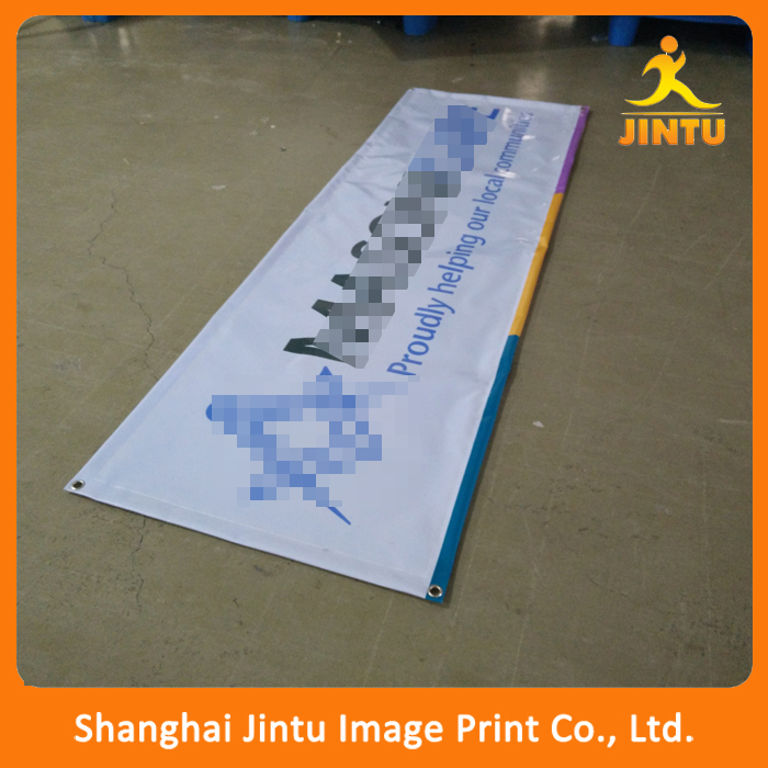 New outdoor vinyl banner printed flex banner sizes