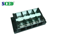 Industrial Through Panel Terminal block Pitch 16.0mm PC for PCB
