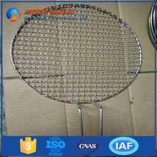 Low Price Stainless Steel Barbecue Bbq Grill Wire Mesh Net/crimped Wire Mesh,