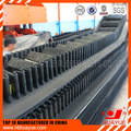 Gold supplier china corrugated sidewall rubber conveyor belt ep125 ep150