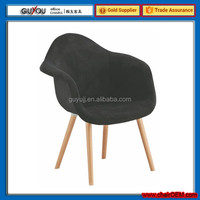 New Style Wooden Dining Chair With Fabric GY-605A