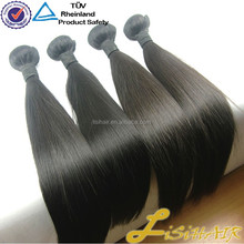 Unprocessed 5A 6A 7A Grade virgin natural hair hand tied weft