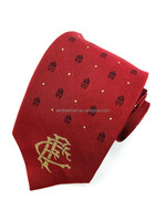 Football club neckties collection