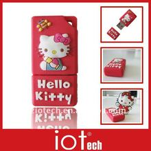 UP199-Fancy Kitty Cartoon USB Stick