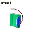 High quality 7.2V lithium battery pack ER26500 9000mAh