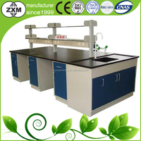 ISO/CE steel chemical laboratory work bench