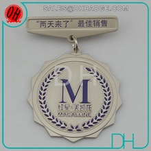 Factory Made Top Quality Cheap Plastic Medals /Plastic Medallion