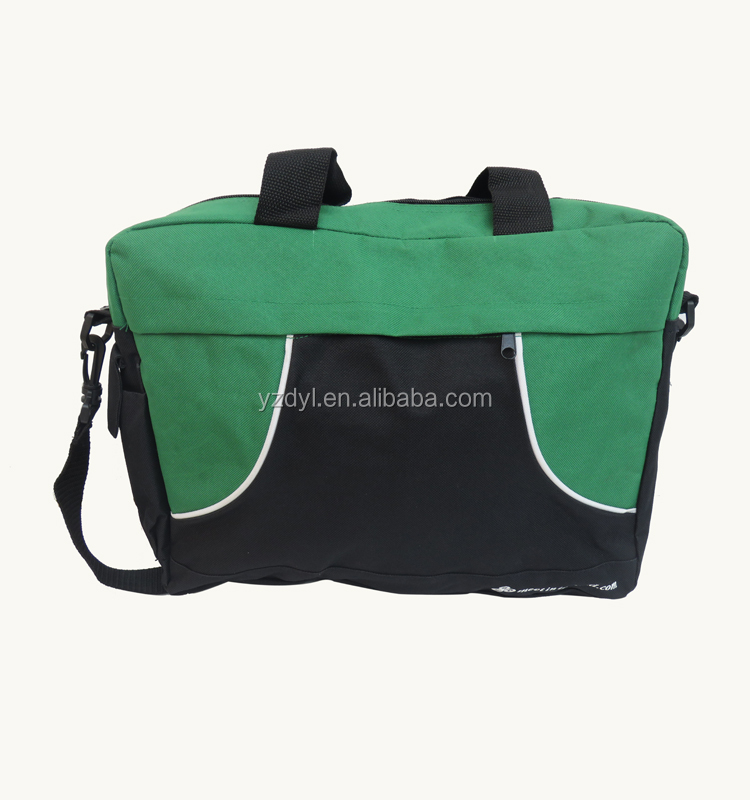 Cheap promotion adjustable long strap bike messenger bag