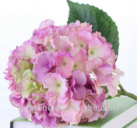 2015 Wholesale artificial fabric flowers for wedding centerpiece decoration factory derect sale