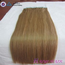 Large Stock Top Quality Virgin Hair Remy Russian Hair Double Drawn Tape Hair Extensions
